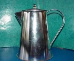 Tin Coffee Pot