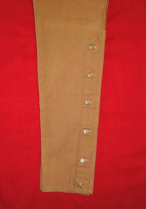 vaquero pants hamilton dry goods